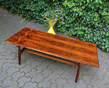 danish modern palisander COUCHTISCH rosewood coffeetable 60er jahre