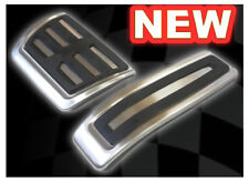 SPORT PEDAL PAD PEDALS PADS COVERS FOR AUDI Q7 VW TOUAREG AUTOMATIC *EXCLUSIVE*