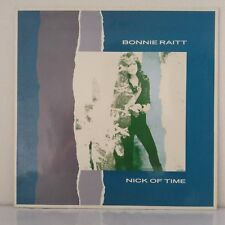 "Bonnie Raitt ‎– Nick Of Time (Vinyl, 12"", Maxi 33 Tours)"