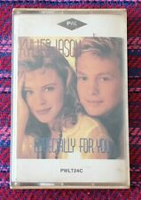 Kylie & Jason ~ Especially For You ( Malaysia Press ) Cassette Single