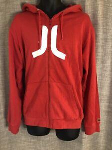 Wesc Hoodie Red Medium - Made In Portugal
