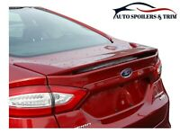 #525 PAINTED FACTORY STYLE SPOILER fits the 2013 - 2020 FORD FUSION
