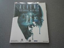 Aliens Colonial Marines Paperback Guide Xbox 360, PS3 & PC