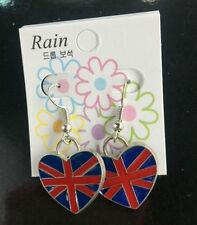 Animals & Insects Natural Stone Costume Earrings