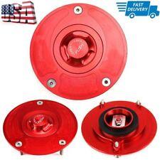 CNC Red Keyless Fuel Gas Tank Cap Cover For Kawasaki ZX10R ZX14 06-13 650R Ninja