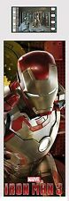 Film Cell Genuine 35mm Laminated Bookmark Disney Marvel Iron Man 3 USBM645