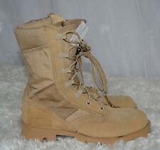 New Canadian military desert combat boots size 4.5 R ( regular ) #B-11