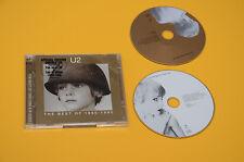 2CD (NO LP ) ORIG  1998 CON LIBRETTO: U2 1980-1990 + B-SIDE