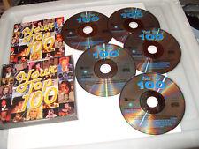 YOUR TOP 100 - 5 CD SET -READER'S DIGEST - 2002 -  FASTPOST- 100 TRACKS