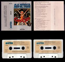 CAN CAN - Soundtrack - SPAIN CASSETTE Belter 1982 - Near Mint / Como Nuevo