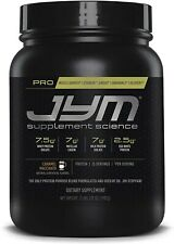 Pro JYM Protein Powder - Egg White, Milk, Whey Protein Isolates & Micellar...