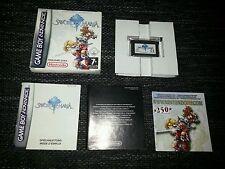 Sword Of Mana für Nintendo Game Boy Advance in OVP CiB