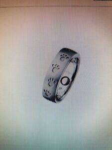 Energetix Ring Pfoten Größe 19