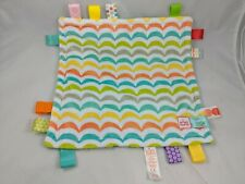Bright Starts Taggies Lovey Security Blanket  Stuffed Animal