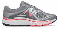 New Balance Women's 940v3 Shoes Silver with Pink