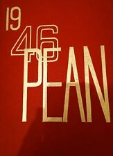 1946 PHILLIPS EXETER ACADEMY yearbook PEAN ~~sports teams!~MUCH sought after!