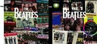 The Beatles The Complete US Singles Vol 1 & 2 Set CD 4 Discs Case DAP Label