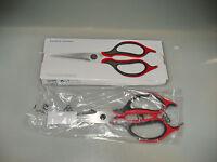 Tupperware Küchenschere Tupperchef Ergonomic Schere Links- und Rechtshänder