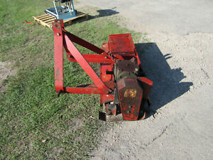 "Aerothatch 83 Toro - 48"" Lawn Slicer Dethacher Verti Cutter Tractor Pto Powered"