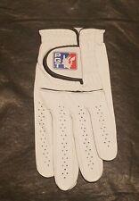 Pokemon TCG Lucky Glove Leather Mens Left L PGT Pikachu Golf New Cabrette White