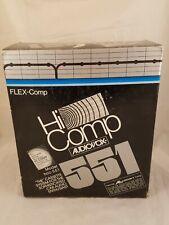 Vintage Hi Comp Audiovox AM/FM Car Cassette Player hcc-551 - Box Only