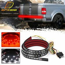 "60"" Red & White 2835 SMD LED Reverse Brake Turn Signal Strip Light Car Truck SUV"