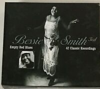 SMITH Bessie - Empty Bed Blues: 42 Classic Recordings, 3CD Set