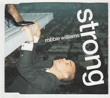 (GX206) Robbie Williams, Strong - 1999 CD