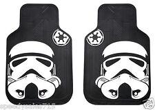 Plasticolor Star Wars Stormtrooper Automotive Floor Mat Set New Free Shipping