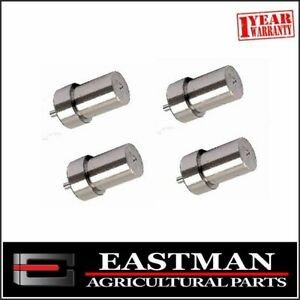 Set of Injector Nozzles to suit Massey Ferguson - FE35 23C 4 Cylinder Diesel
