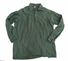 Norwegian Army Shirt. Bushcraft Vintage Retro