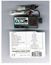 Ace R/C Thunder Tiger AQ0596-27 RS 2-Ch AM ESC / Rx 27MHz Receiver Brand New!