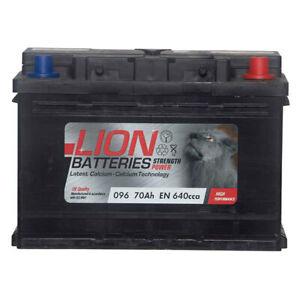 Car Battery 096