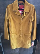 Missioni for Target  mustard cordouroy  jacket size S New