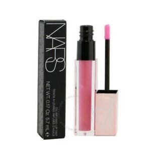 Nars Orgasm Oil Infused Lip Tint Gloss - full size .17oz NEW IN BOX