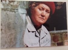 Patricia Routledge  Signed Printed Photo 6x4