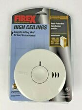 Firex Smoke Alarm Model High Ceiling 9 Volt Battery Model 4015 New