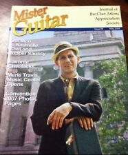 Mister Guitar, Issue 69, May 2008, Journal Of Chet Atkins Appreciation Society
