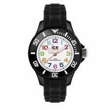 Ice-Watch - ICE mini Black - Boy's wristwatch with silicon strap - 000785 (Extra