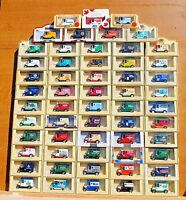 LLEDO PROMOTIONAL MODELS 1920's FORD MODEL T VANS - CHOOSE FROM LIST LOT F