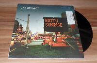 H.P. Baxxter *Scooter*, original signed LP Vinyl Cover *Ratty Sunrise* + LP