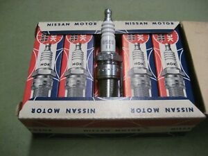 New 10 Pack NGK B5ES-11 Spark Plugs Nissan Datsun car 410 411 truck 320 520