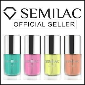 Semilac Nail Gel Polish Manicure Cuticle Care Oil
