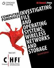 INVESTIGATING FILE AND OPERATING SYSTEMS, WIRELESS NETWORKS, AND STORAGE - EC-CO