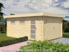 Garagen aus Holz mit 10,1-24 m² Fläche