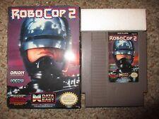 RoboCop 2 (Nintendo NES, 1991) with Box FAIR