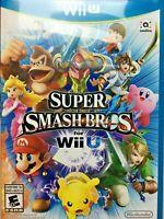 *AWESOME GAME* Nintendo Wii U Super Smash Bros for Wii U!