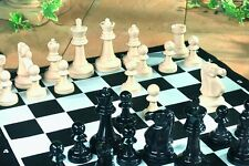 GARDEN GAMES GIANT STANDARD CHESS SET  FREE DELIVERY BRAND NEW BOXED