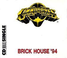 Commodores Brick house '94 (2 tracks) [Maxi-CD]