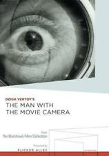MAN WITH A MOVIE CAMERA USED - VERY GOOD DVD